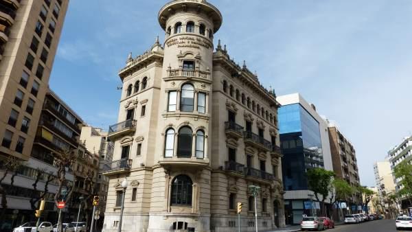Cámara de Comercio de Tarragona, Cambra de Tarragona