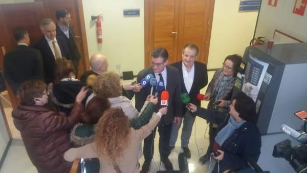 Ignacio Prendes y Nicanor García