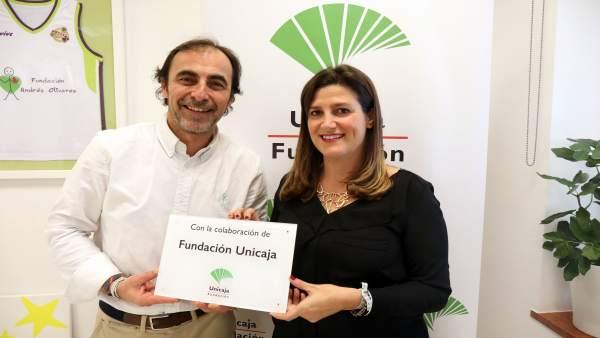 Acuerdo entre Fundación Unicaja y Fundación Andrés Olivares
