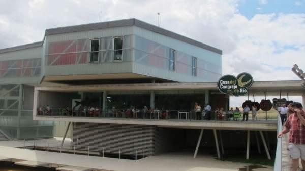 Casa del Cangrejo de río