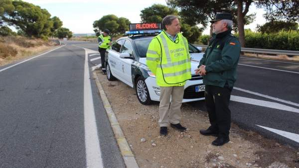 Control de alcoholemia en Alicante