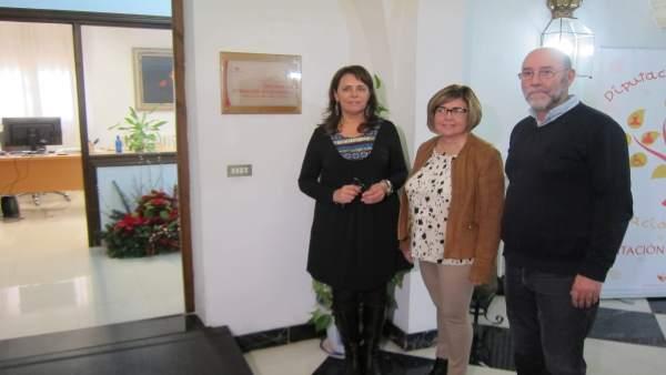 Oficina de Atención al Ciudadano de la Diputación de Cáceres
