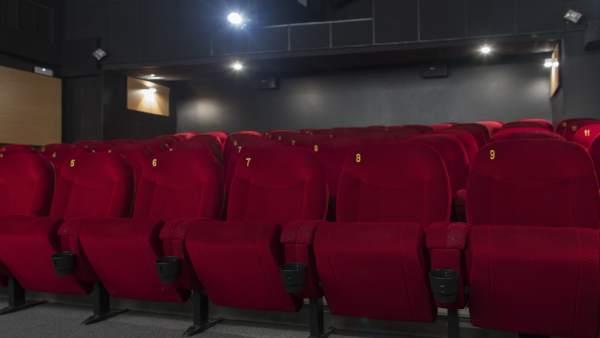 Cine, cines, butaca, butacas, taquilla, entrada, entradas, película, películas