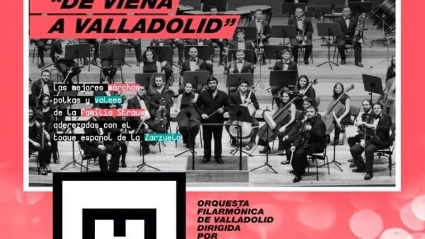 Cartel del concierto en el Carrión.