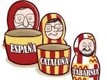 Tabarnia. La viñeta de Álvaro Terán