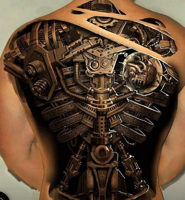 Fotos 13 Tatuajes 3d Que Superaron Todas Las Expectativas Imágenes
