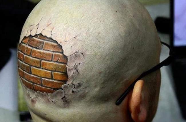 Foto Revelado El Misterio 13 Tatuajes 3d Que Superaron Todas Las