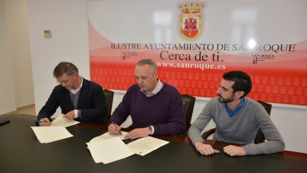 Convenio entre Santa María Polo Club y Ayuntamiento
