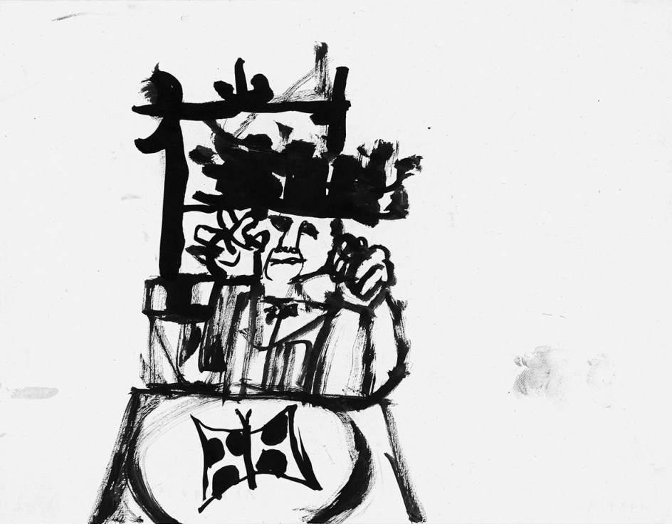 'Eduardo Arroyo y el paraíso de las moscas': el libro que reúne la vida y la obra de un artista