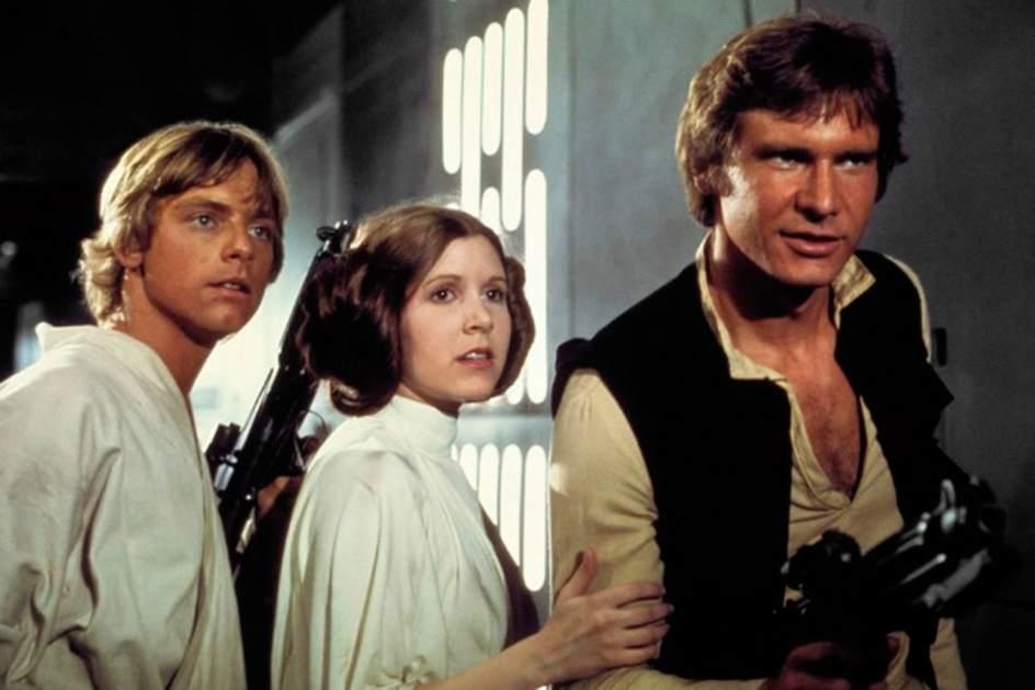 10. 'Episodio IV: Una nueva esperanza' (1977). La primera película que se estrenó del universo Star Wars cierra el ranking de Movie Mistakes con 278 errores contabilizados.
