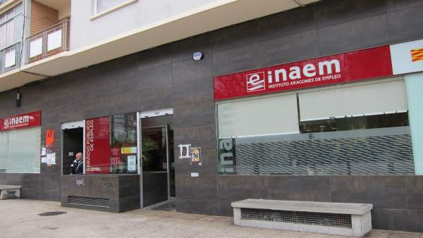 Instituto Aragonés De Empleo (INAEM). Paro.