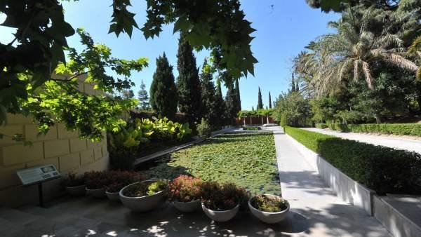 La Concepción Jardín Botánico Histórico