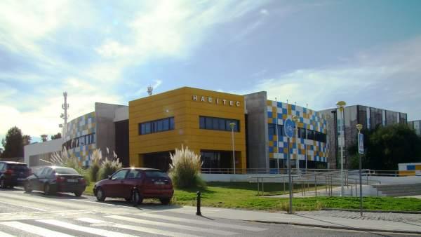 Edificio PTA nueva sede de la firma norirlandesa Neueda