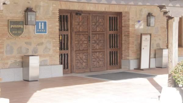 Puerta Parador de Toledo