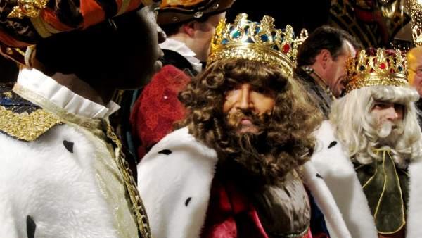 Reyes Magos En Toledo