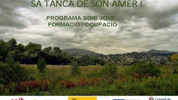 Programa del SOIB en Sa Tanca de Son Amer