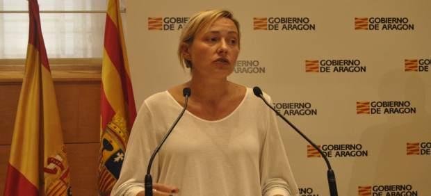 La consejera de Economía, Industria y Empleo, Marta Gastón.