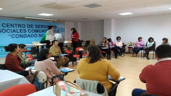 Nota De Prensa Y Fotos De Hoy, 3 De Enero, Programa Comprende Y Educa