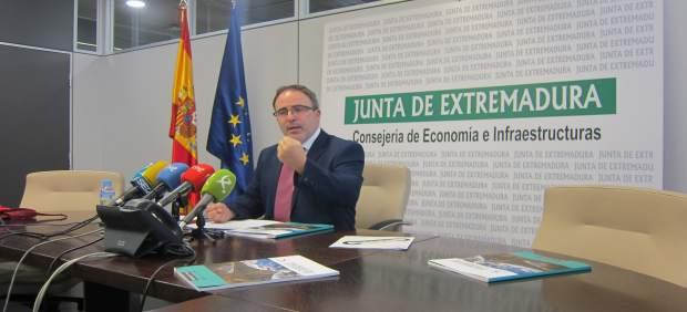 Director general de Turismo, Francisco Martín