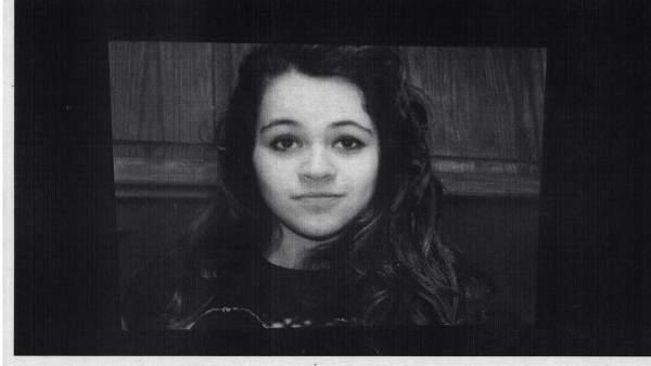 La joven desaparecida Malén Zoe Ortiz