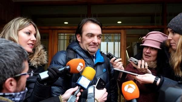 Fernando García Puertas abogado menor agredida arandina