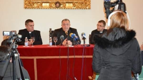 Ginés García, nuevo obispo de Getafe (Madrid)