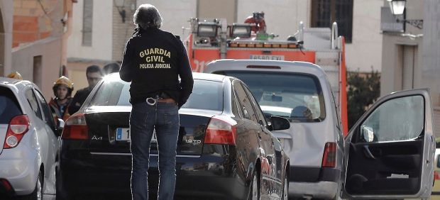 Detención de un hombre en Requena