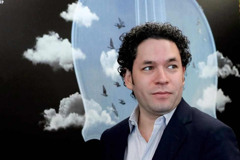 Gustavo Dudamel, director de orquesta: