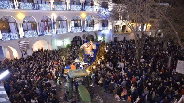 Cabalgata de Reyes Magos de Osuna