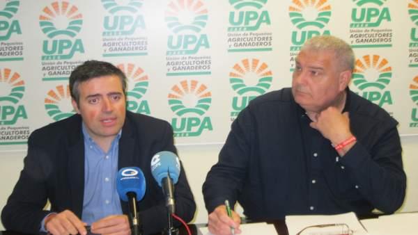 Cristóbal Cano y Manuel Piedra