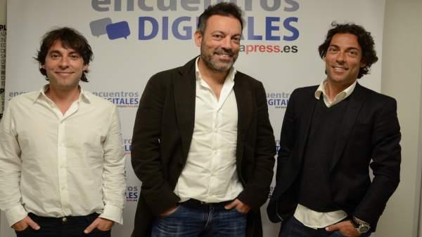 Encuentros Digitales con Café Quijano en Europa Press