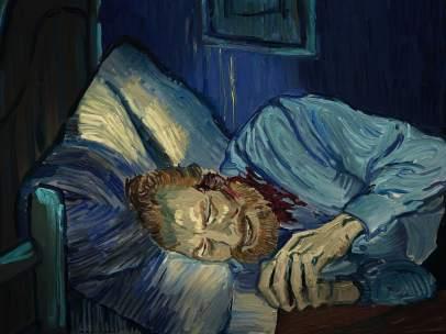 Fotograma de 'Loving Vincent'