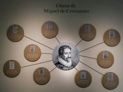Exposición 'Los libros de Miguel de Cervantes'