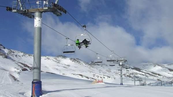 Estación de esquí de Alto Campoo