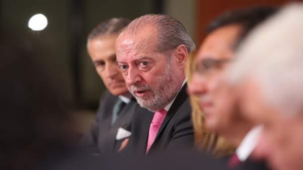 Fernando Rodríguez Villalobos, en los Desayunos de Europa Press Andalucía