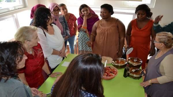 Proyectos interculturales apoyados por la Obra Social 'la Caixa'