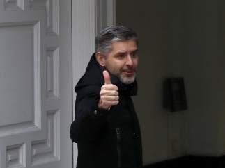 Abogado de Oriol Junqueras en el Supremo.