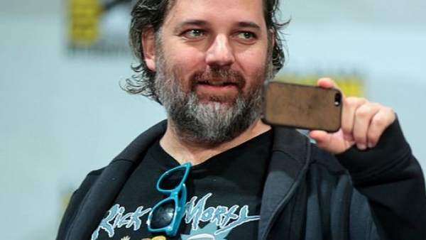 Dan Harmon Rick Morty