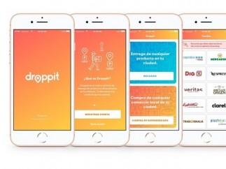 Aplicación Droppit de SEAT y Saba