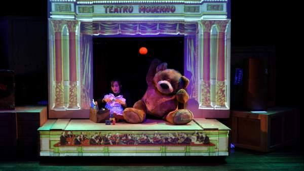 Cuento musical 'La caja de los juguetes'