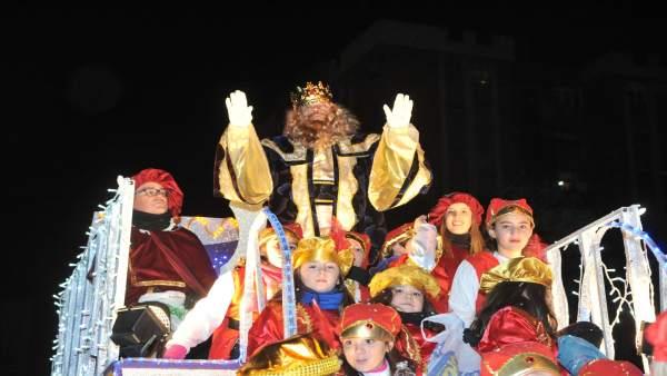 Np Cabalgata De Reyes 2018