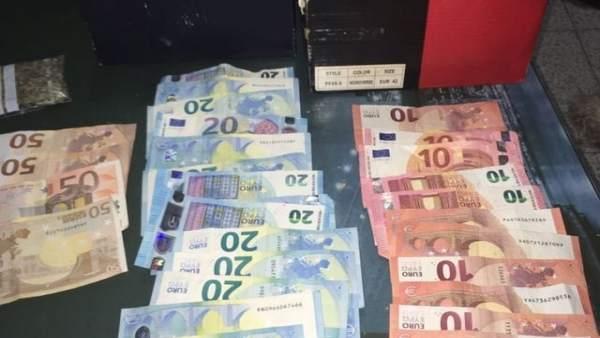 Desmantelan un punto de venta de droga en Palma