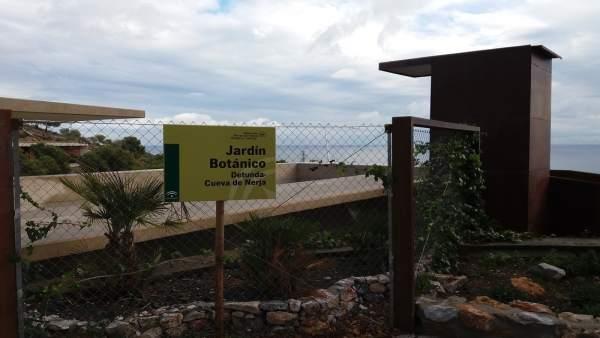 Jardín botánico Detunda-Cueva de Nerja