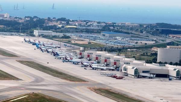 Aeropuerto de Palma de Mallorca