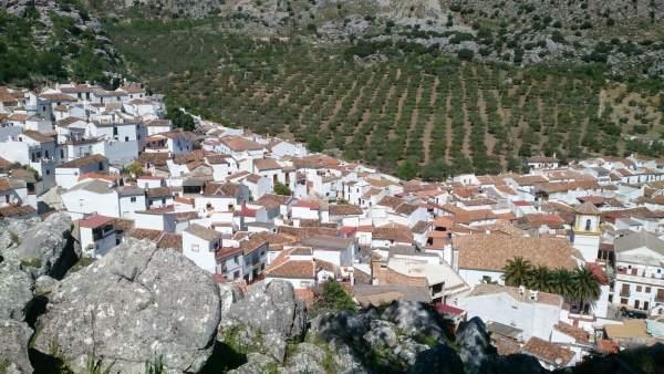 Montejaque, pueblo, Málaga, turismo, interior