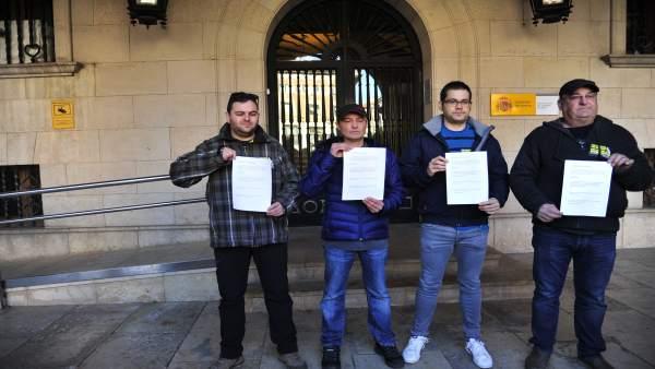 Amigos de José Luis Iranzo piden reunión con subdelegado Gobierno en Teruel