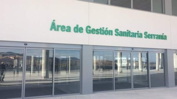 Hospital Serrania de Ronda málaga nuevo