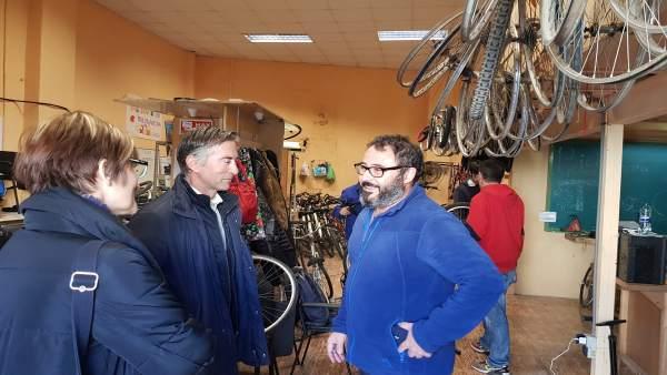 Aigües de l'horta colabora con el proyecto sostenible 'Bicis para todas'