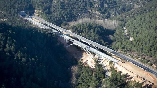 Viaducto del Eix Transversal