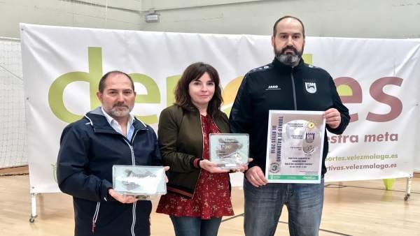 Deportes Presenta El Xii Torneo De Balonmano De Reyes 'Ernesto Quintero'